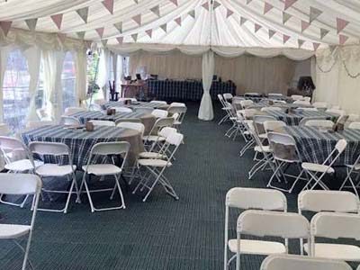 Marquee Tables & Chairs - Gallery Image 7